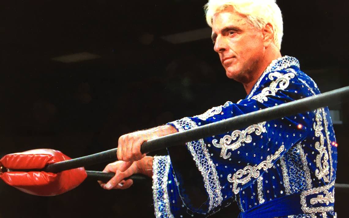 Wrestling icon Ric Flair admitted to hospital. 'We need your prayers,' says his rep