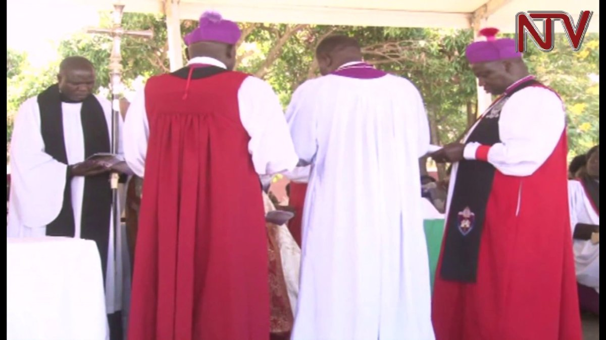 New bishop consecrated for Lira diocese