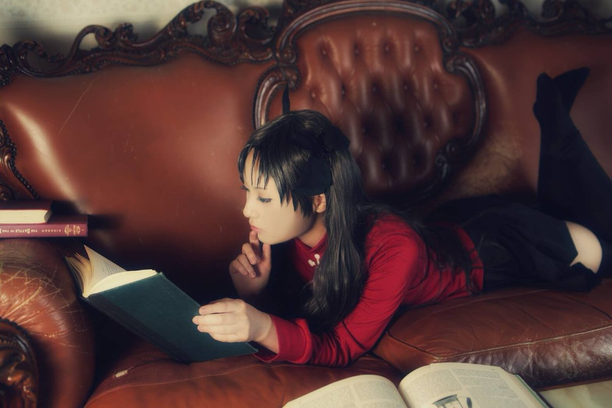 【 Fate/stay night 】 遠坂凛 Photo : なぎさん#cosplay