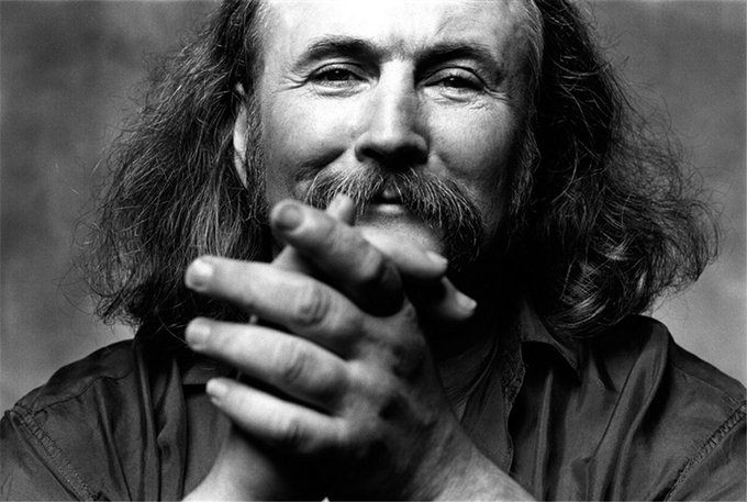 Happy birthday David Crosby