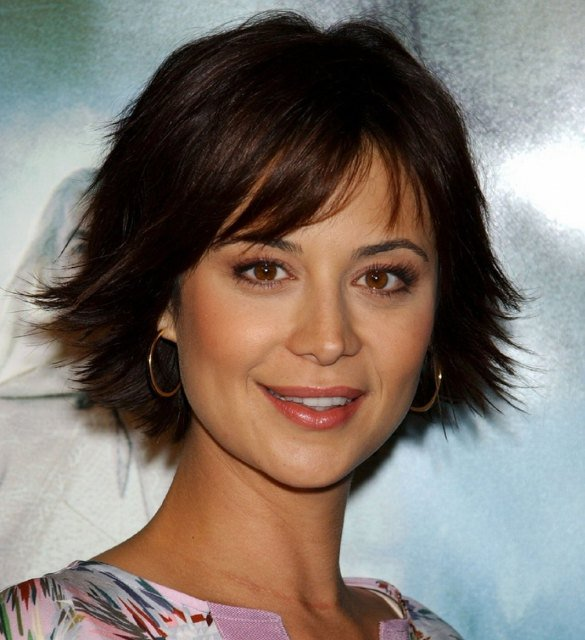 """Happy 49th birthday today to actress Catherine Bell (from TV\s \""""JAG\"""" series)."""