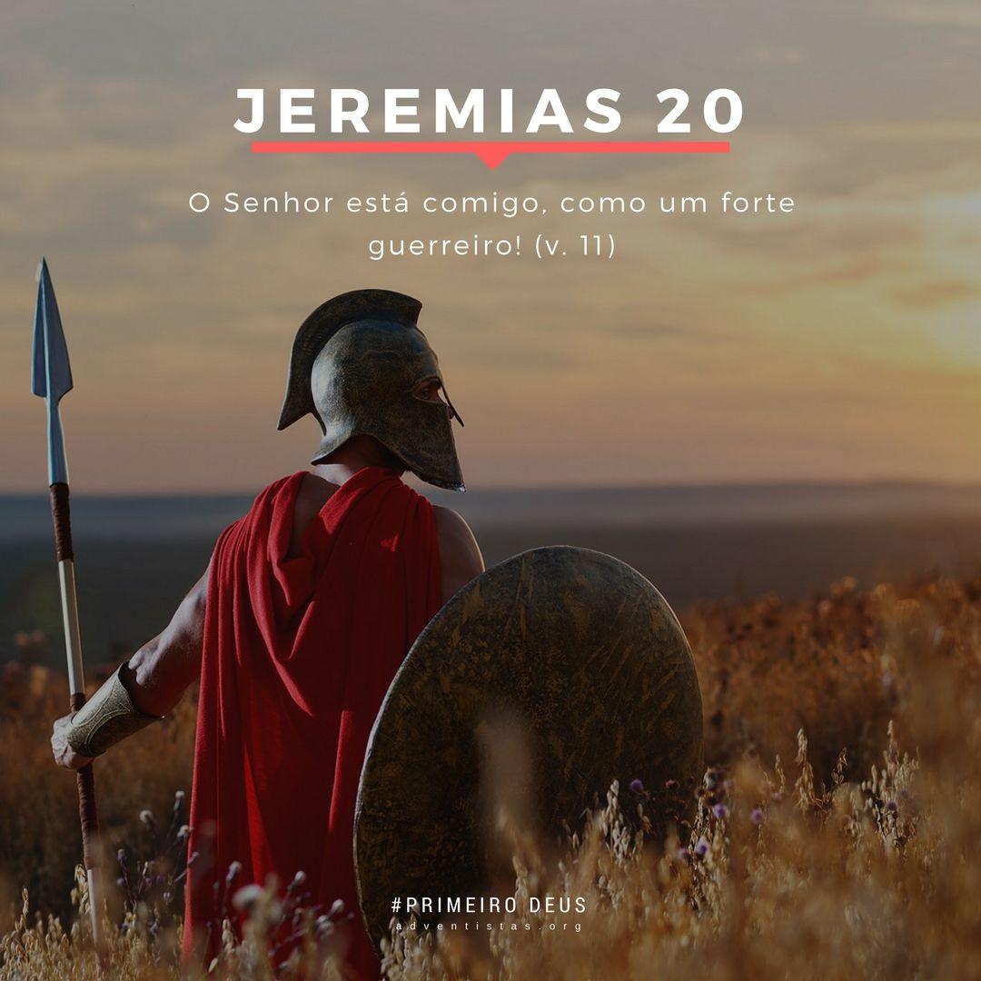 RT @iasd: Confie em Deus, Ele te chama, e Ele estará com você como um forte guerreiro! #RpSp https://t.co/tfQRbp8Ij1