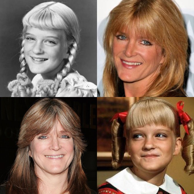 Happy 56 birthday to Susan Olsen. Hope that she has a wonderful birthday .
