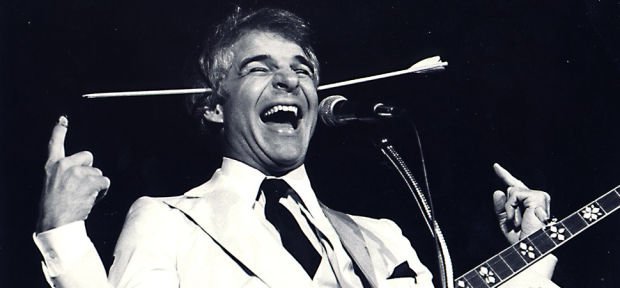 HAPPY BIRTHDAY STEVE MARTIN!