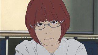 アニメ版悪の華の中村さん姉貴にめっちゃ似てて見れない
