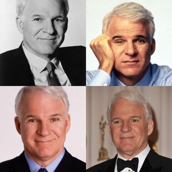 Happy 72 birthday to Steve Martin. Hope that he as a wonderful birthday.