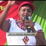 Jubilee leaders from Nakuru advice kenyans to return to work