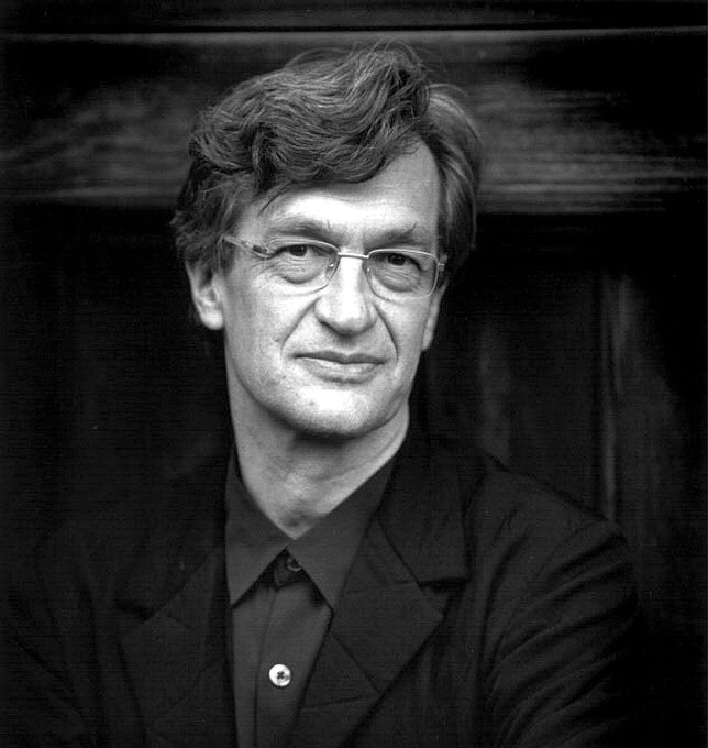 Happy Birthday, Wim Wenders! Born 14 August 1945 in Dusseldorf, Germany