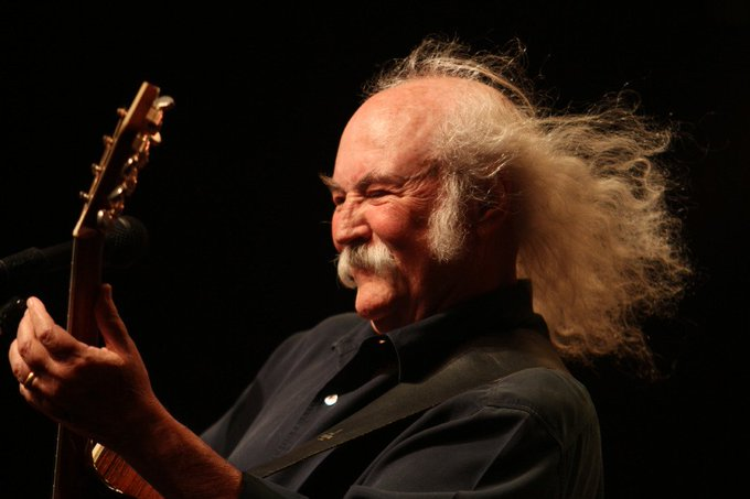 A Big BOSS Happy Birthday today to David Crosby from all of us at Boss Boss Radio!