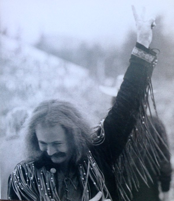 Happy Birthday David Crosby !!