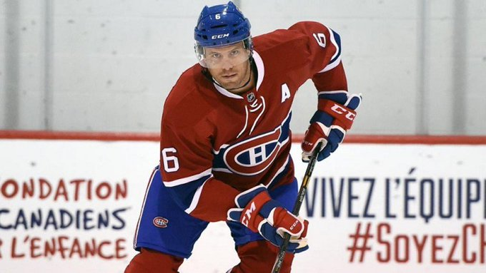 Happy Birthday to Shea Weber!