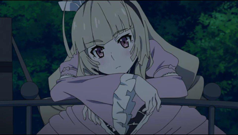 今日見たアニメ:[棺姫のチャイカ]めっちゃおすすめ♪とりあいず、戦闘シーンはゾクゾクです(>_<)