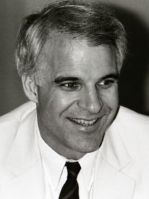 [SOCIETY] Happy Birthday, Steve Martin!