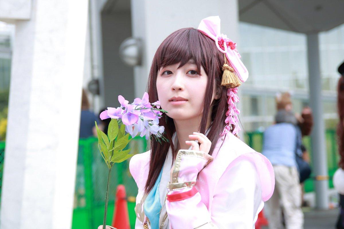 コミケC92(2日目)小春ユリ さん()戦国無双  お市撮影ありがとうございました🐱#C92 #コミケ #コミケC92
