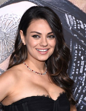 Happy birthday to the hilarious and beautiful, Mila Kunis!
