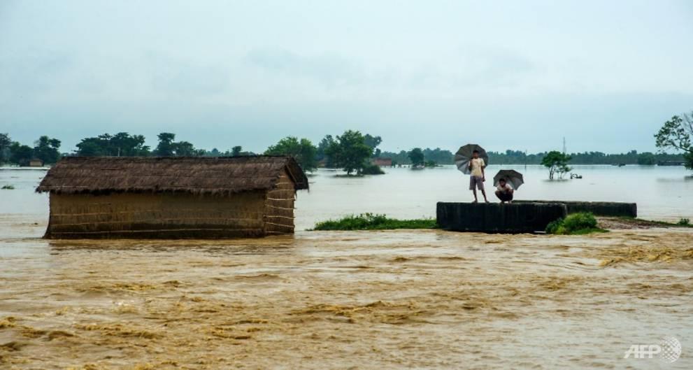 Floods kill 175 in India, Nepal and Bangladesh