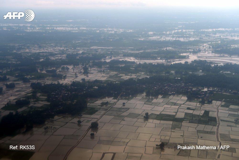 Inondations en Inde, au Népal et au Bangladesh : au moins 175 morts