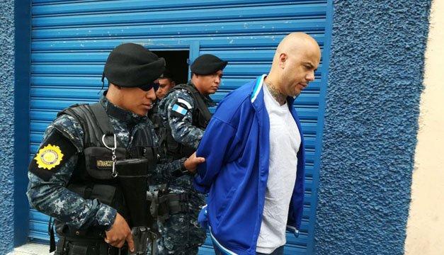 Capturan en Guatemala a salvadoreño buscado por Interpol | Diario El Mundo