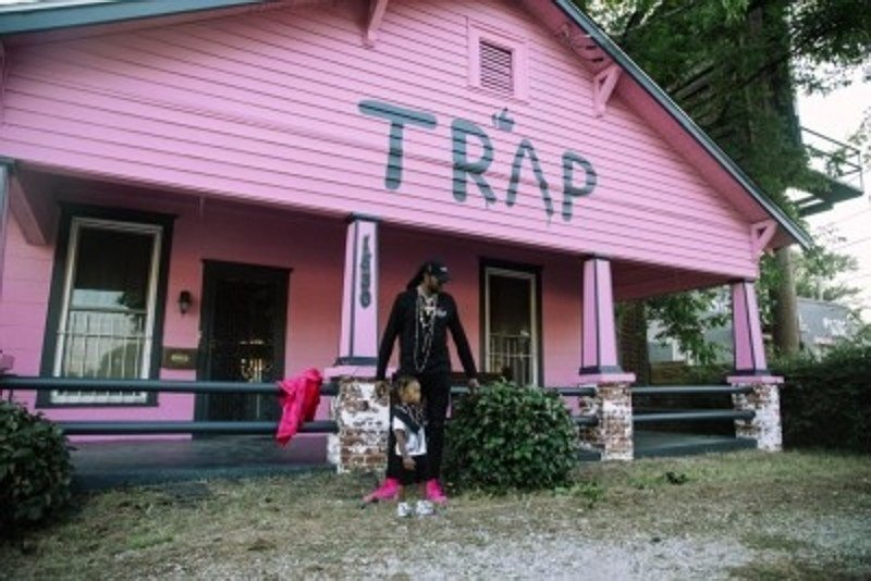 Atlanta church holds Pink Trap House-themed service to 'make church relevant again'