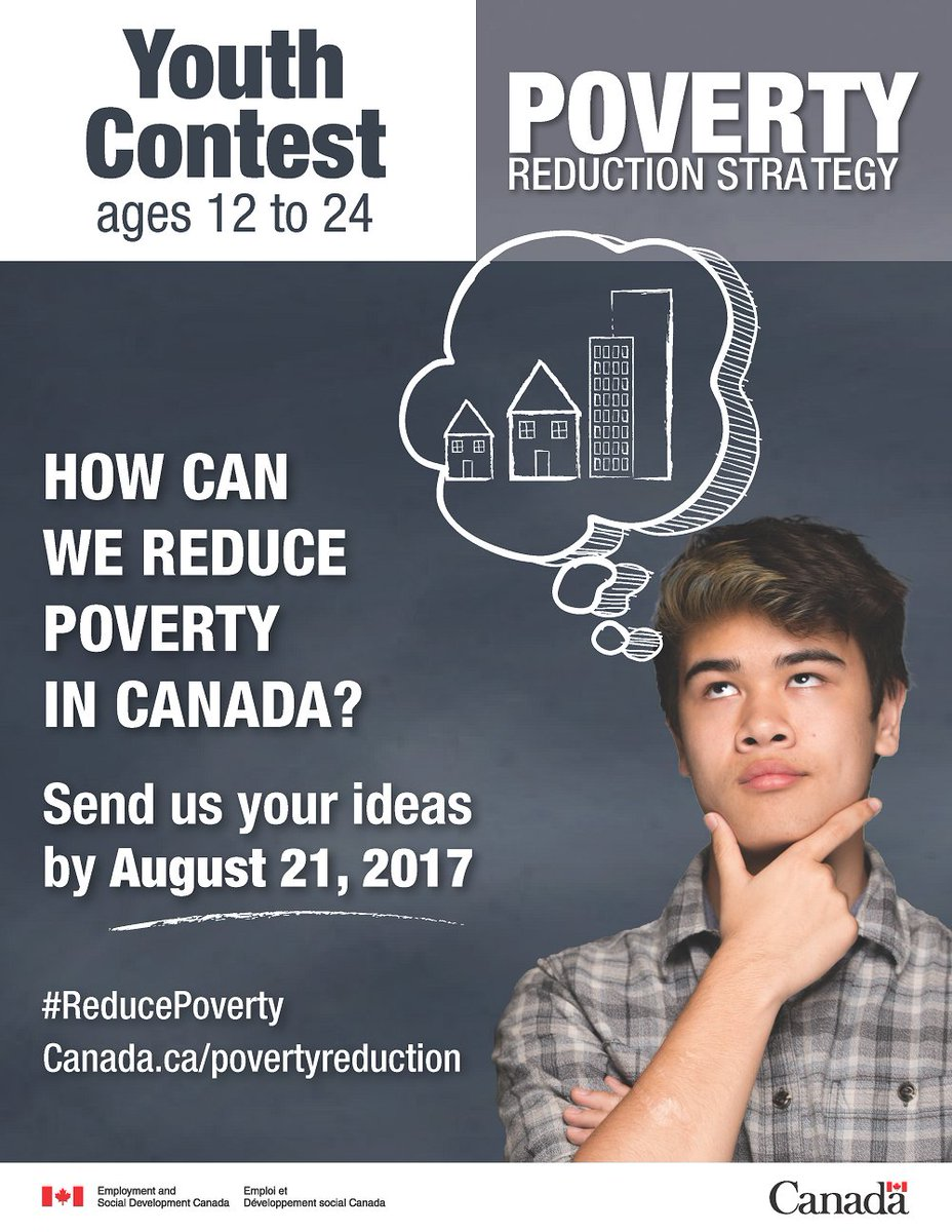 test Twitter Media - RT @evasinitiatives: #ReducePoverty in #Canada Contest for #youth 12-24, @Canada: https://t.co/AmvCbZjMRQ https://t.co/7MJrjsA33T