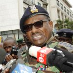 Police right to use force on armed protesters - Nairobi boss Koome