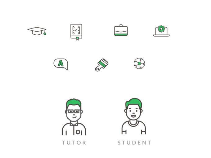 9 Education Icons   Icons by zshanjavaid freebie
