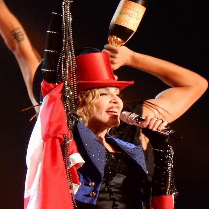 Happy Bday Madonna