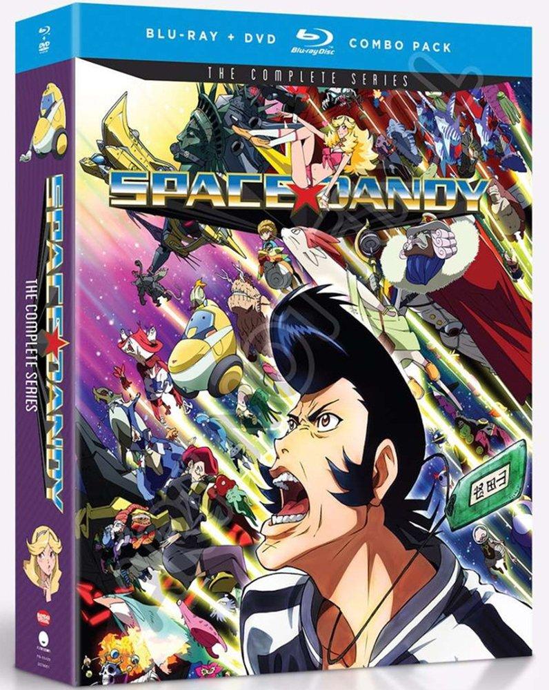 米国盤Blu-ray新作情報:未知なる宇宙人との出会いを求めて銀河を駆けめぐる宇宙人ハンター・ダンディのトラブル続きな旅