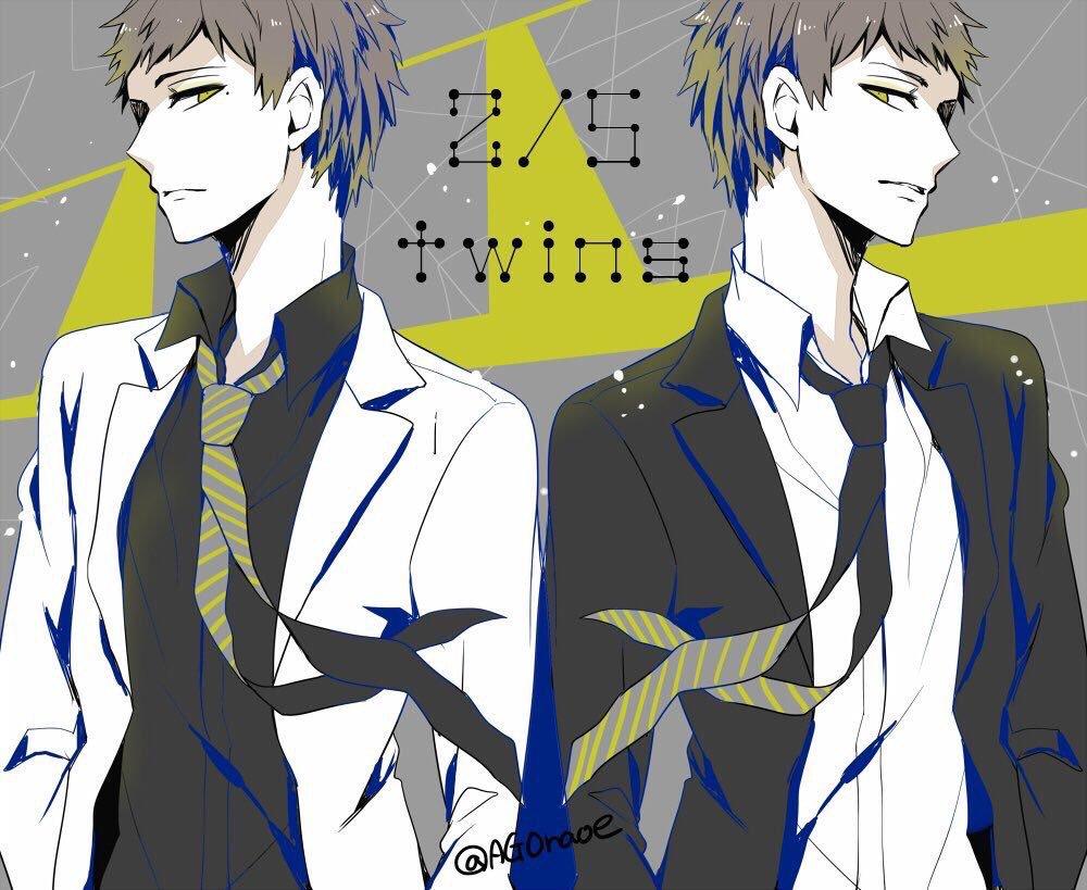 25♡青春×機関銃➸細川兄弟弟 春花の兄 春樹に対しての歪んだ愛がすごい、、双子好きʚ❤ɞ