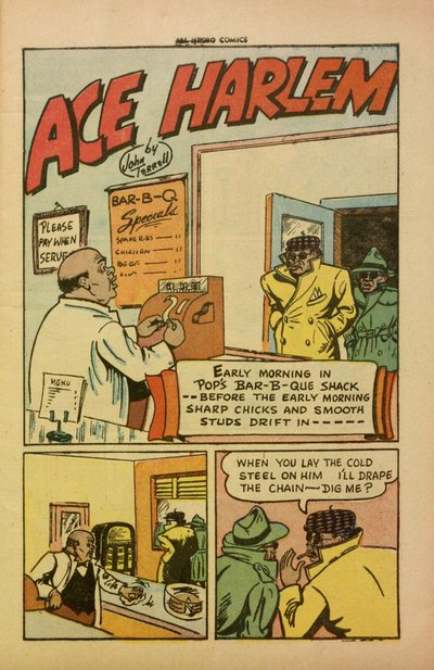 BLACK IMPRINTS: A look at the first comic books by a black author: https://t.co/rAaRdAWJYX https://t.co/b0uCOGCr8S