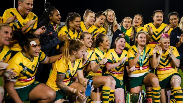 Australian Jillaroos to play Papua New Guinea in historic rugby league clash