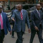 President Uhuru Kenyatta responds to Raila Odinga over his call for work boycott