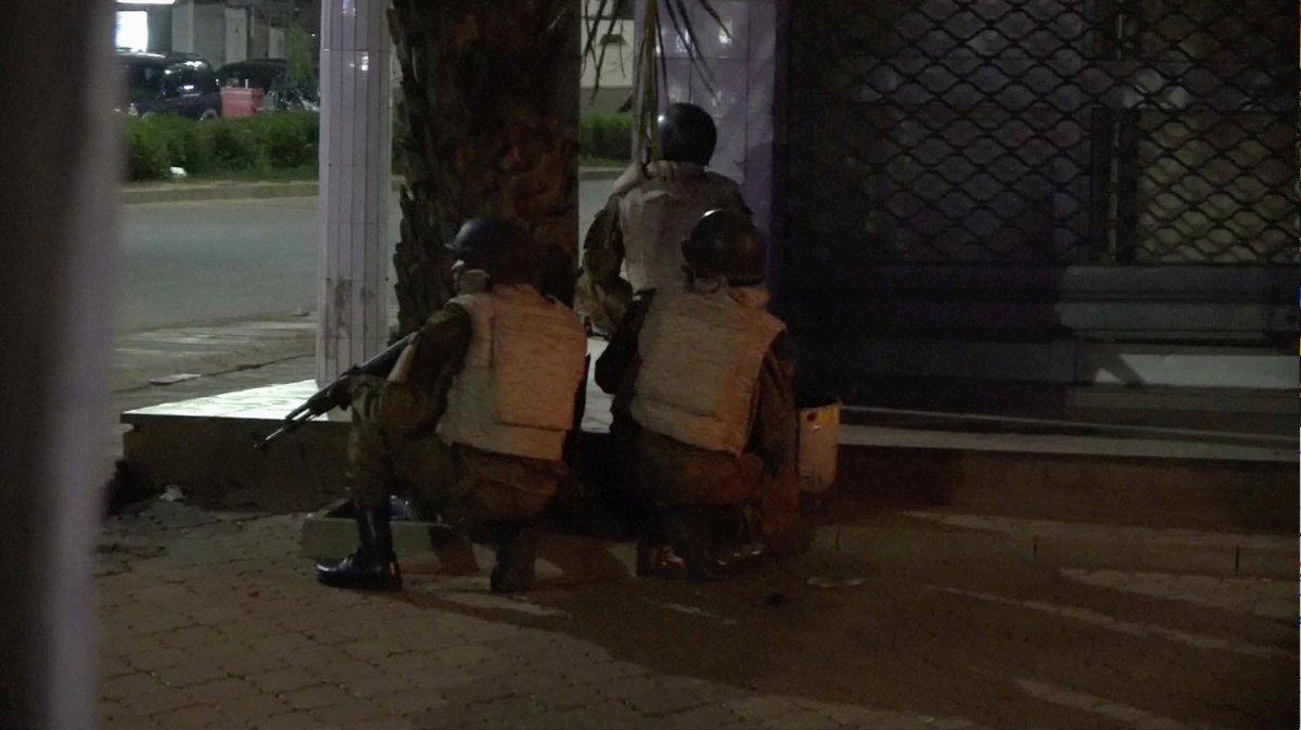 Burkina Faso: 18 killed after terrorists attack Turkish restaurant in Ouagadougou