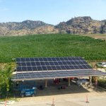 Trend towards solar power at Okanagan Valley wineries