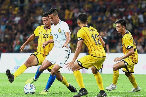Malaysia edge Brunei for full points
