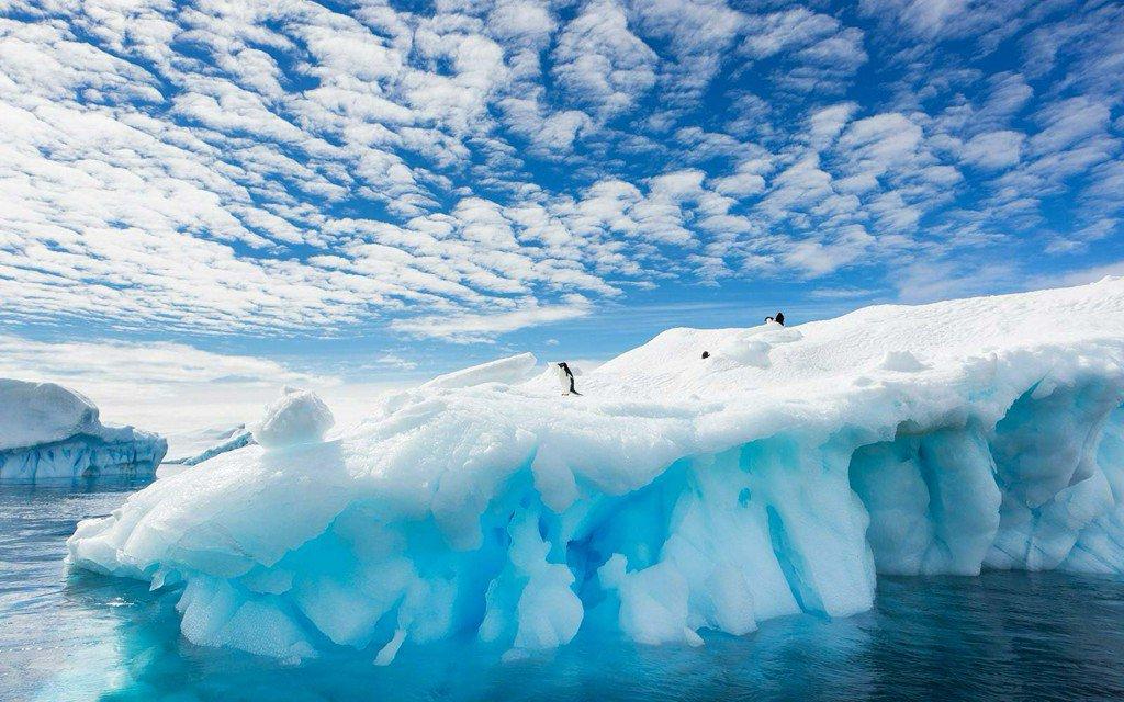 Scientists Have Just Discovered 91 Volcanoes in Antarctica