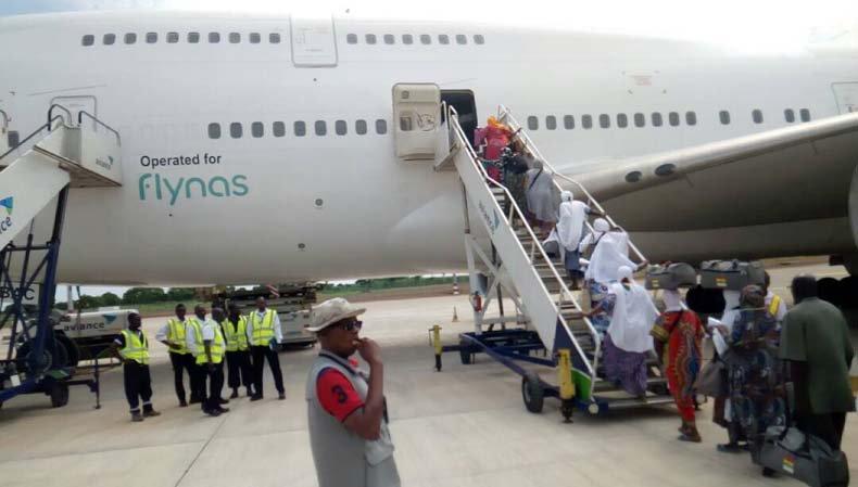 3rd Batch Pilgrims Flies To Mecca