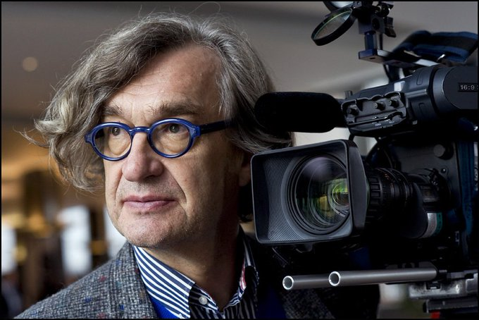 Happy birthday, Wim Wenders! 72, today!