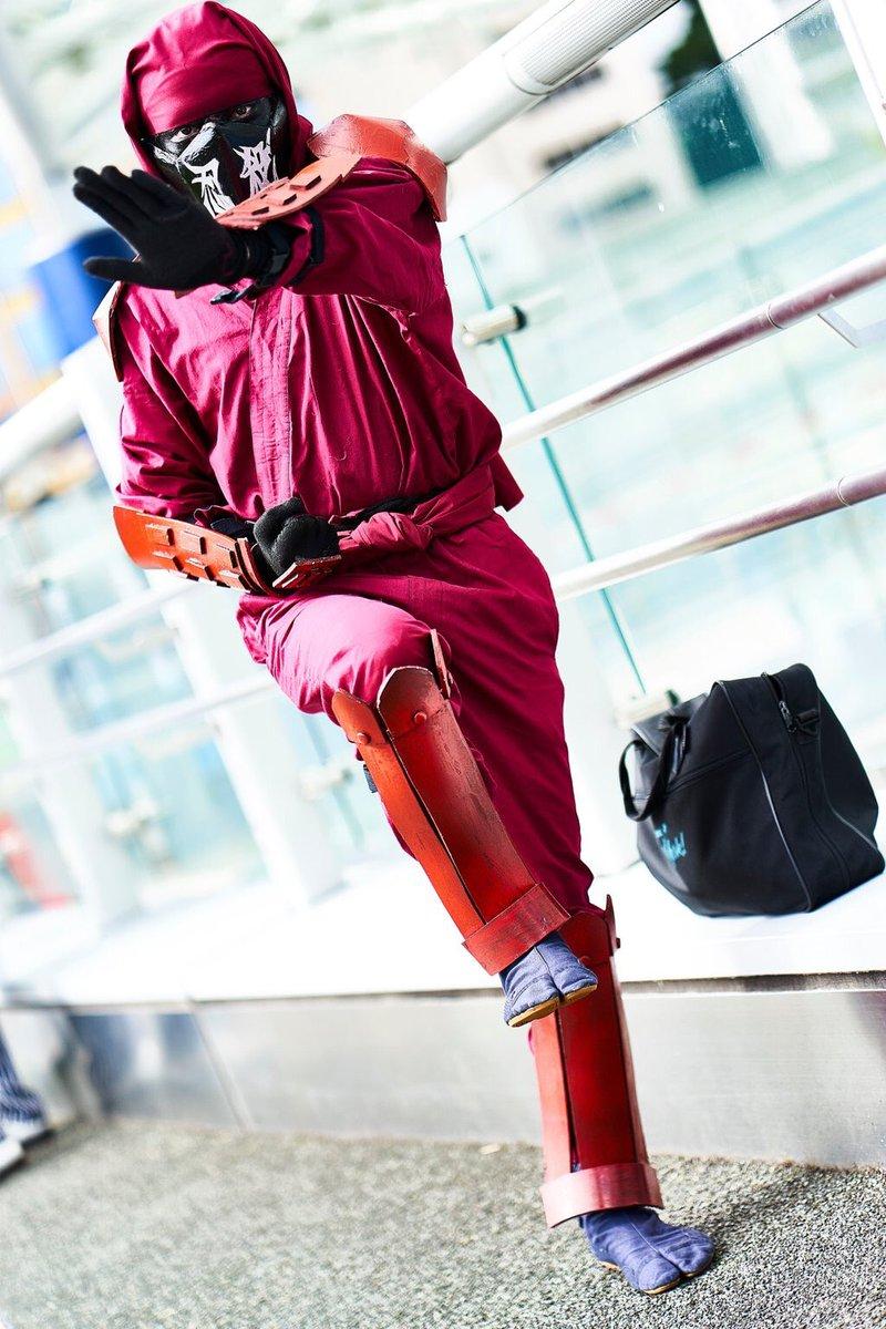 コスサミで撮ってもらった凄くかっこいいお写真を頂いたので!!ニンジャスレイヤー/ニンジャスレイヤーPhoto by ダデ