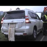 Fort Portal's resident Judge injured in nasty accident along Fort Portal-Mubende road