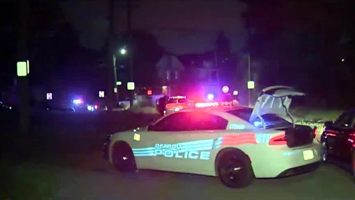 Man fatally shot in dispute over woman on Detroit's west side