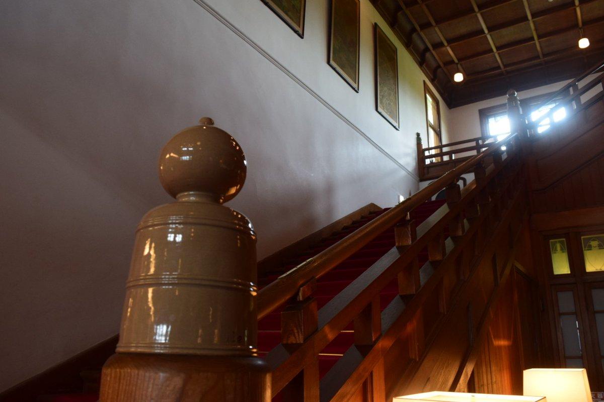 ぶらぶら名瀬家を探索(^-^)#kyo_kai#境界の彼方#奈良ホテル