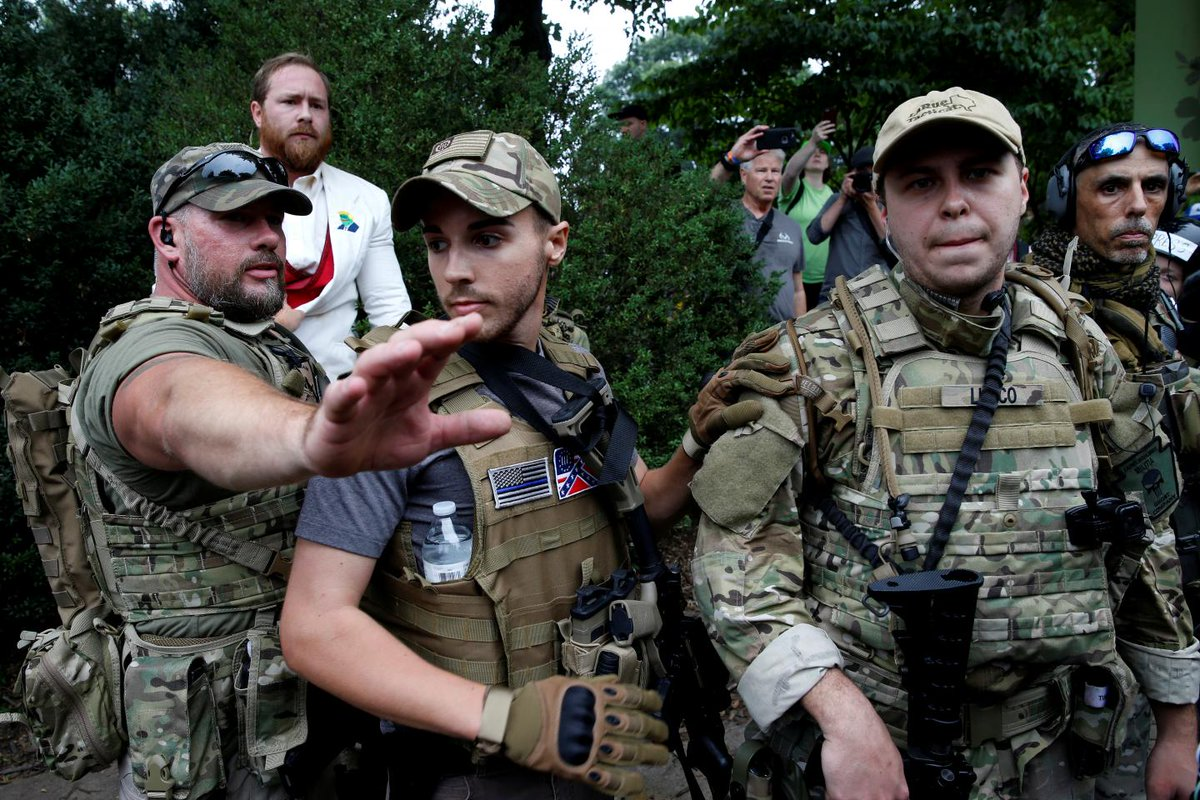 Cops find anti-government extremist Americans are a bigger threat than Islamists | Opinion