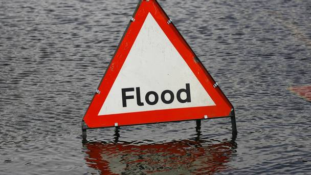 Spot flooding recorded as 36mm of rain falls... and more wet weather promised this week