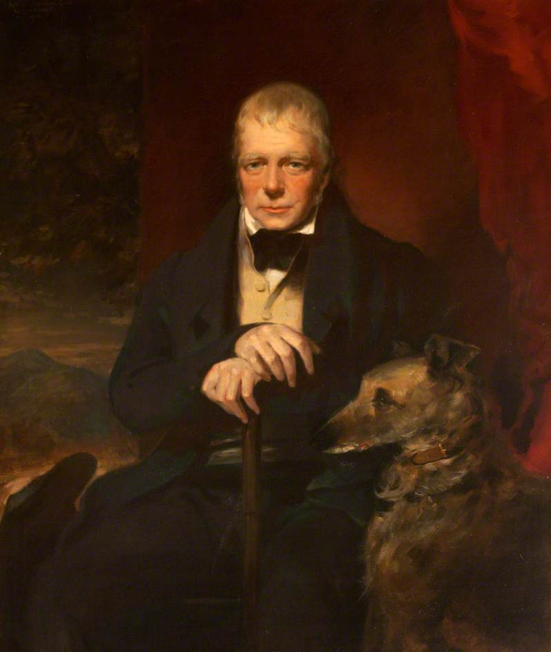 a biography of sir walter scott a scottish novelist and poet