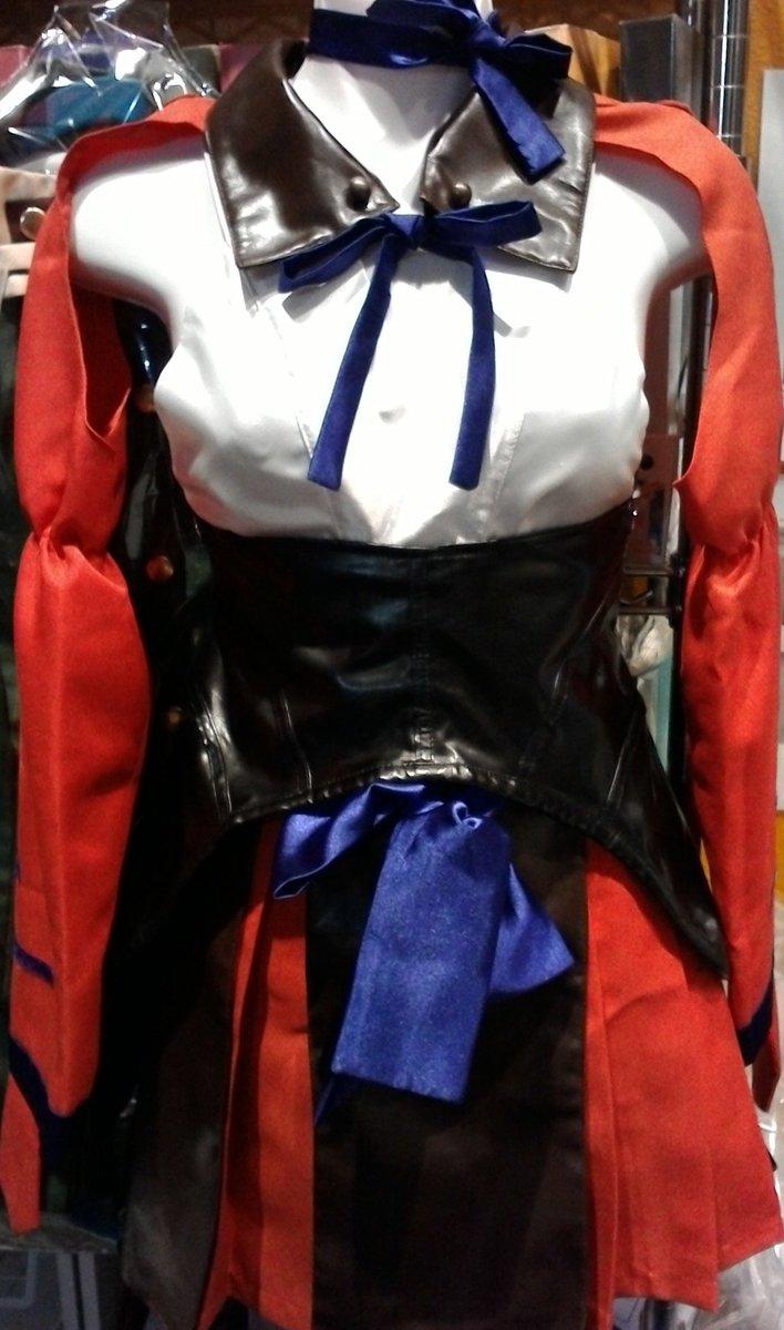 甲鉄城のカバネリより、無名ちゃんの衣装が入荷致しました✨キャラクター専用ブーツもセットです◎ #kbooks #コスプレ