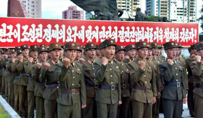 North Korea leader 'briefed' on Guam missile plan but opts to hold off