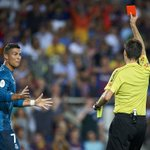 Cristiano Ronaldo: Real Madrid forward suspended for five games