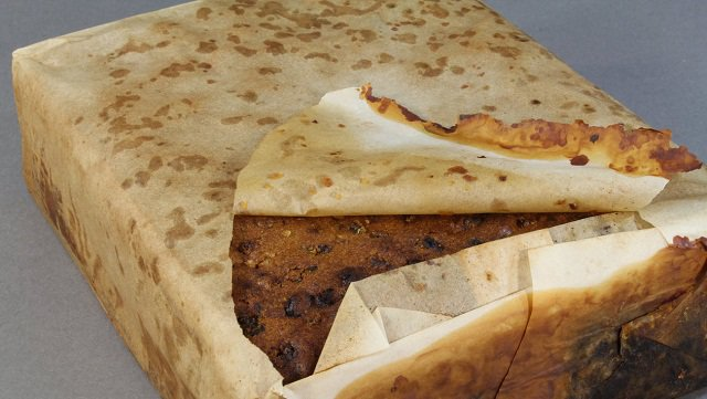 SEE PICS: 106-year-old 'almost' edible fruitcake found in Antarctica