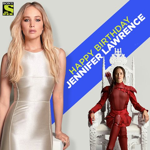 Here s wishing the Mockingjay Jennifer Lawrence a very Happy Birthday! <3